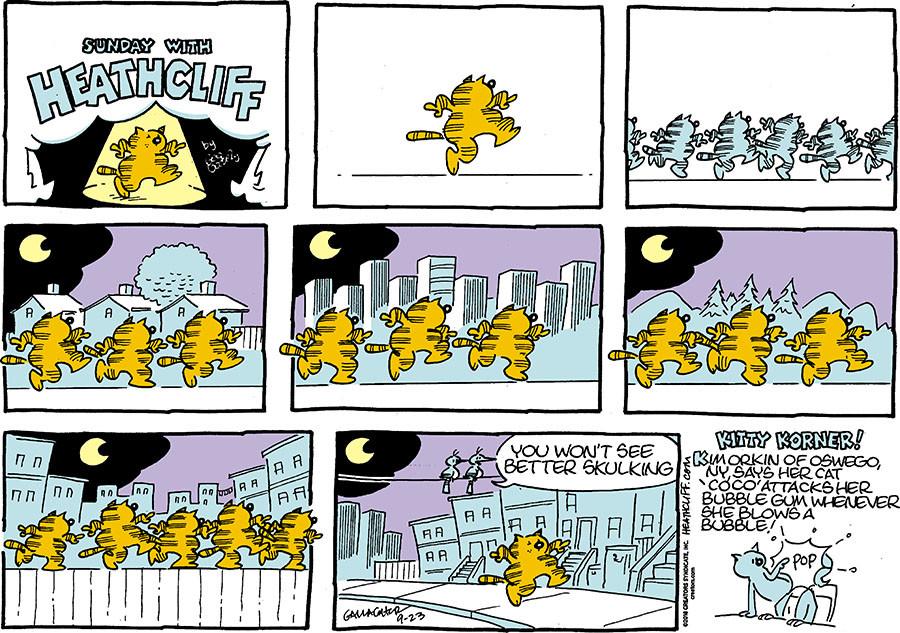 Heathcliff for Sep 23, 2018
