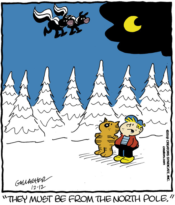Heathcliff for Dec 12, 2018