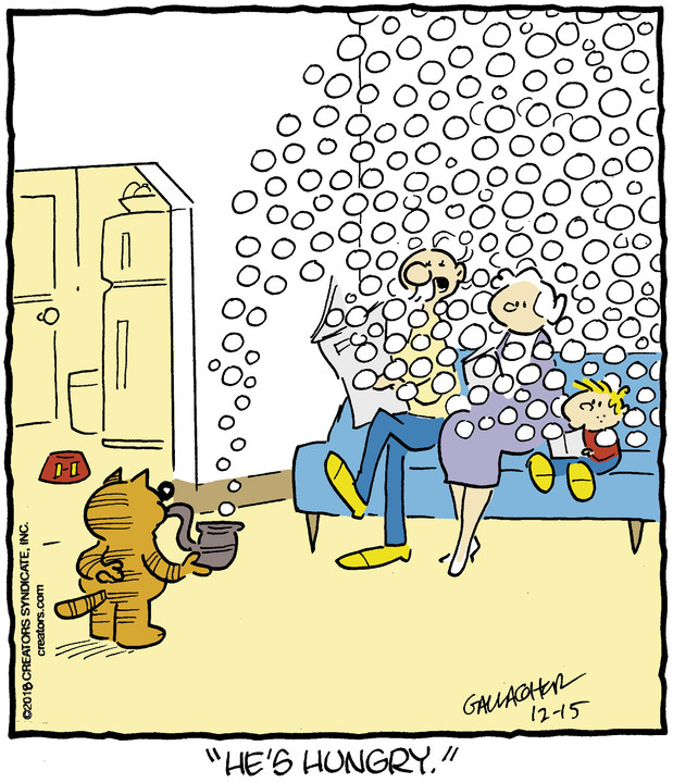 Heathcliff for Dec 15, 2018