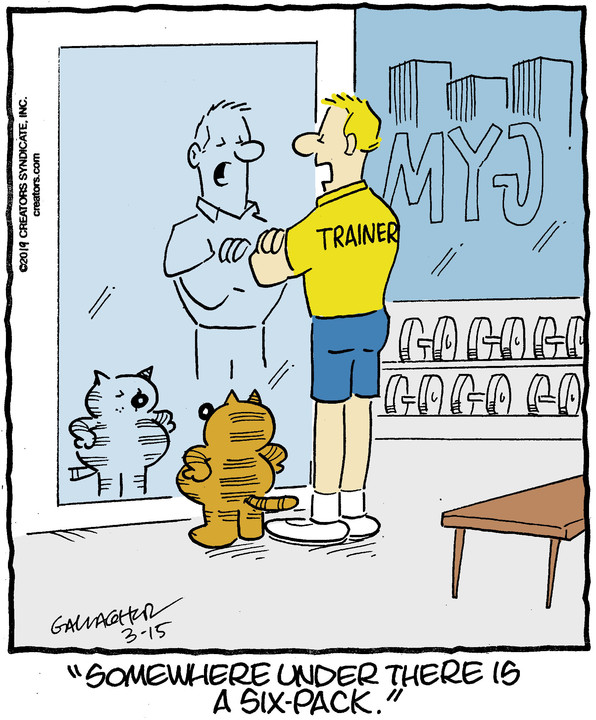 Heathcliff for Mar 15, 2019