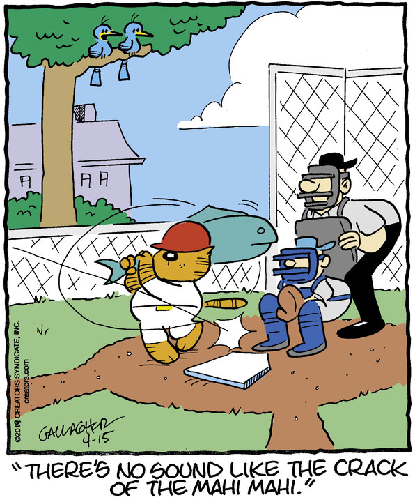 Heathcliff for Apr 15, 2019
