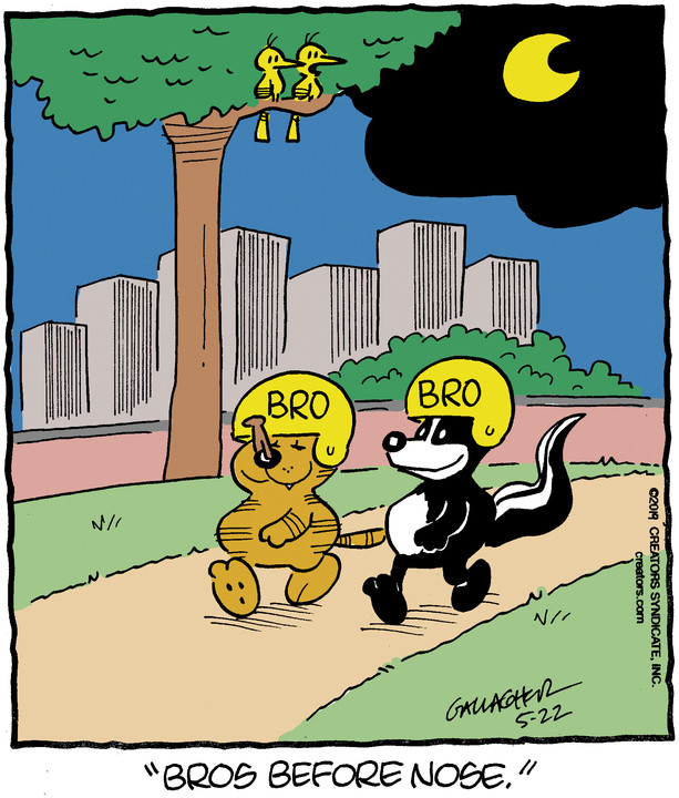 Heathcliff for May 22, 2019
