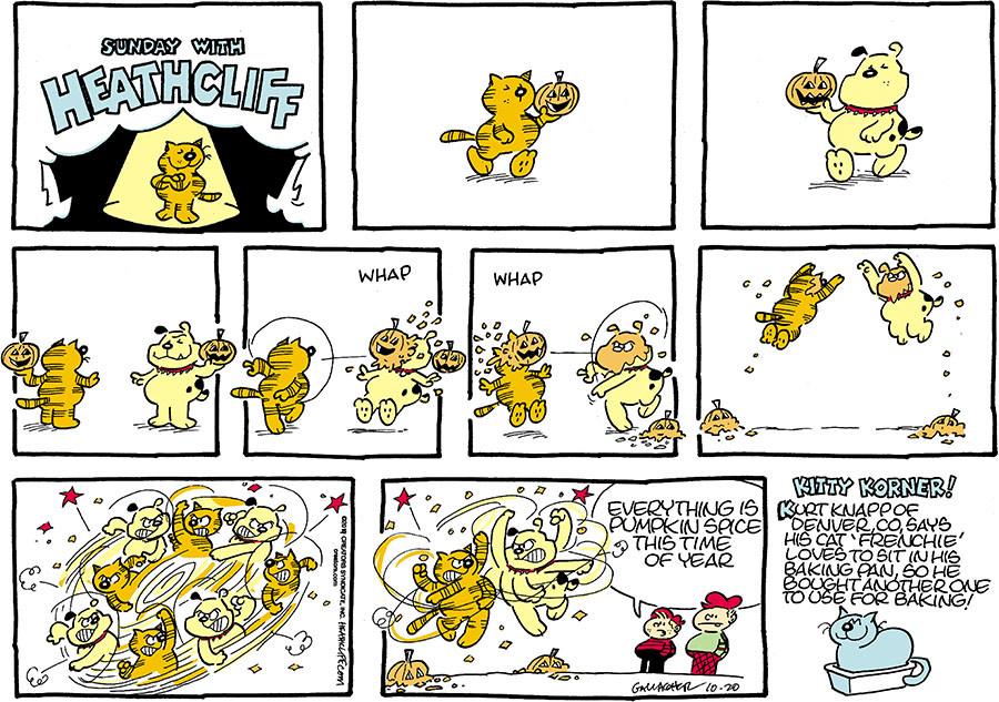 Heathcliff for Oct 20, 2019