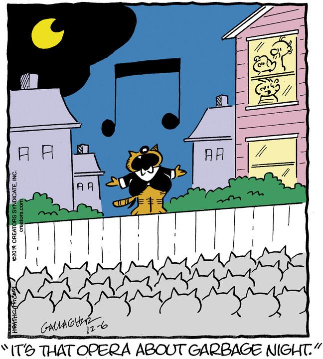 Heathcliff for Dec 06, 2019