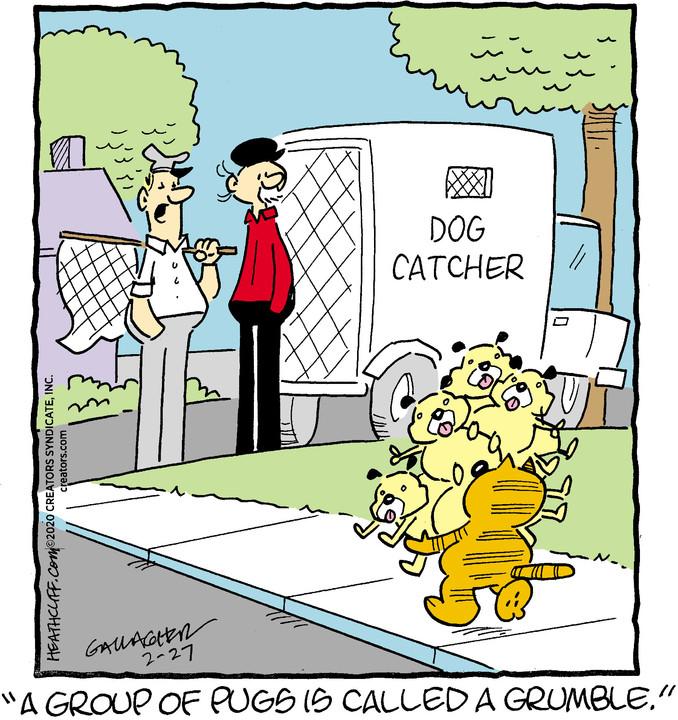 Heathcliff for Feb 27, 2020