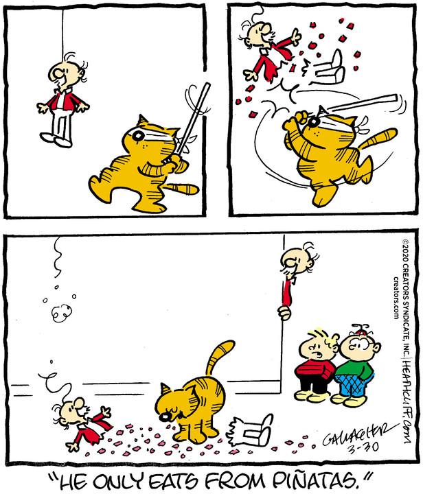 Heathcliff for Mar 30, 2020