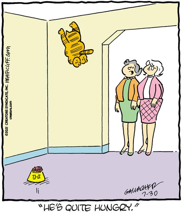 Heathcliff for Jul 30, 2021