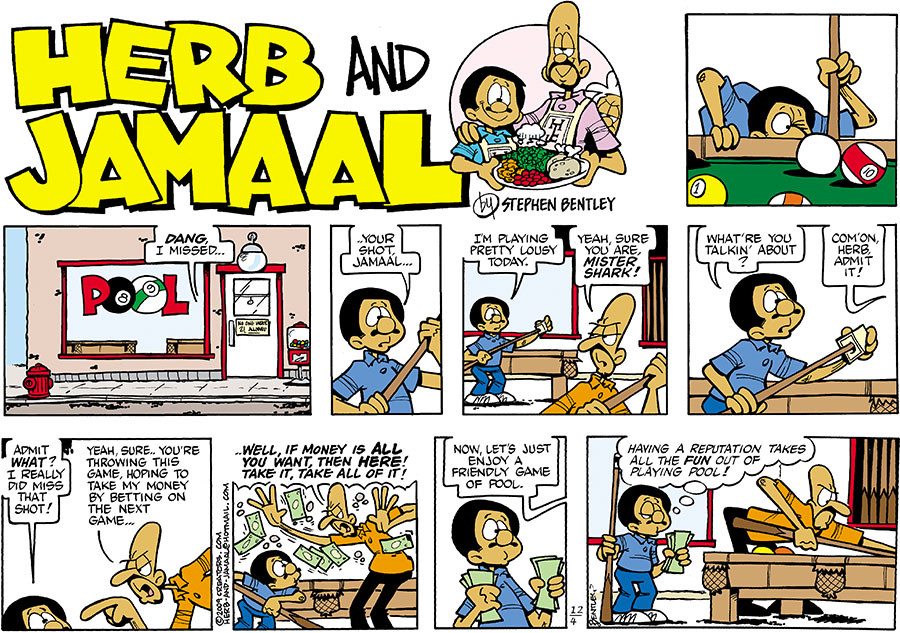 Herb and Jamaal for Dec 04, 2016