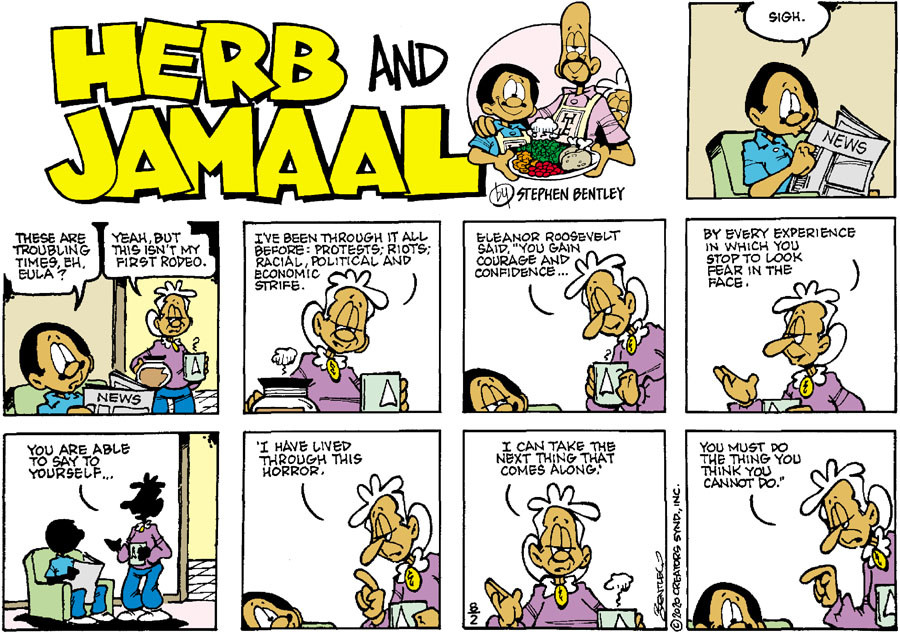 Herb and Jamaal for Aug 02, 2020
