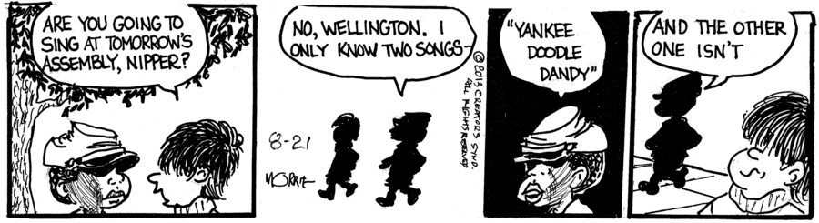 Wee Pals for Aug 21, 2018