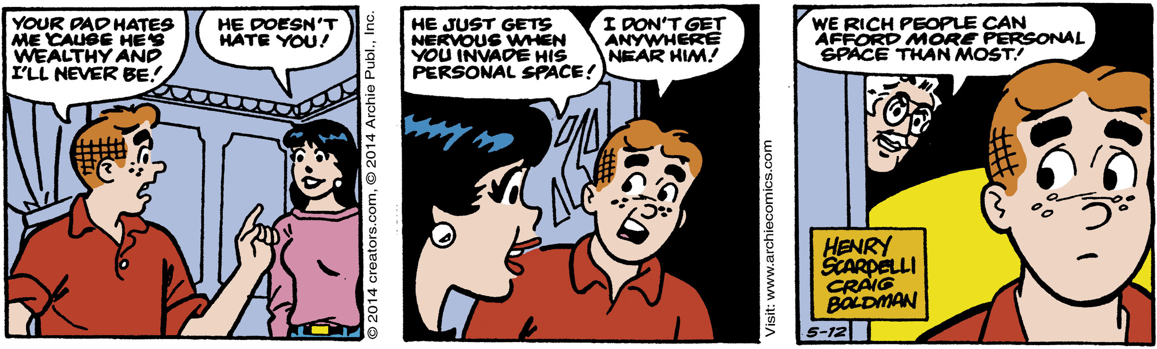 Archie for May 12, 2014