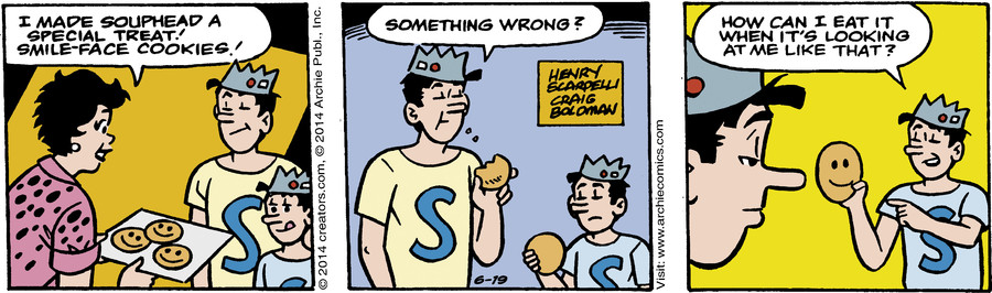 Archie for Jun 19, 2014