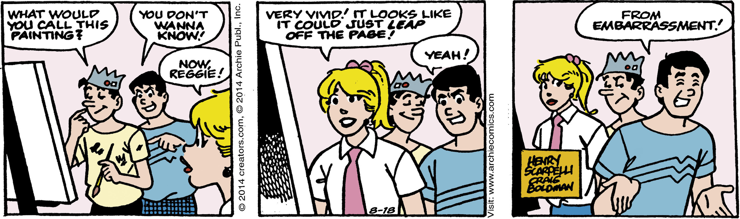 Archie for Aug 18, 2014
