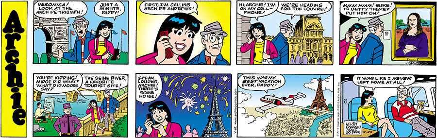 Archie for Sep 25, 2016