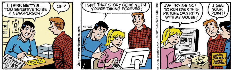 Archie for Oct 25, 2016