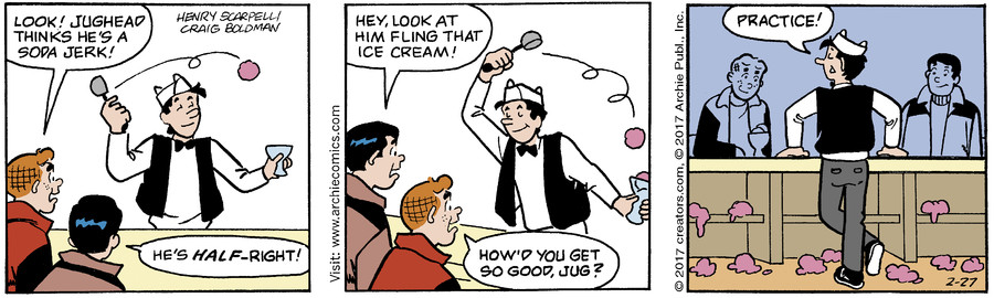 Archie for Feb 27, 2017