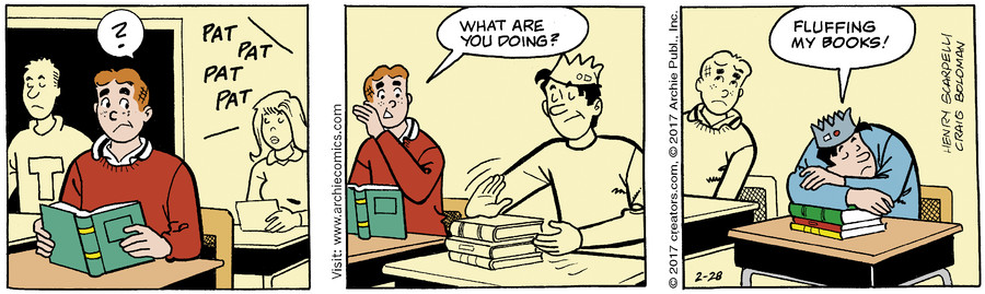 Archie for Feb 28, 2017