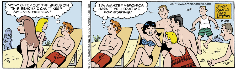 Archie for Jul 22, 2017