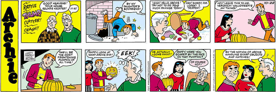 Archie for Oct 22, 2017