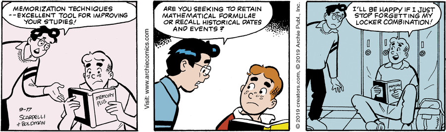 Archie for Sep 17, 2019