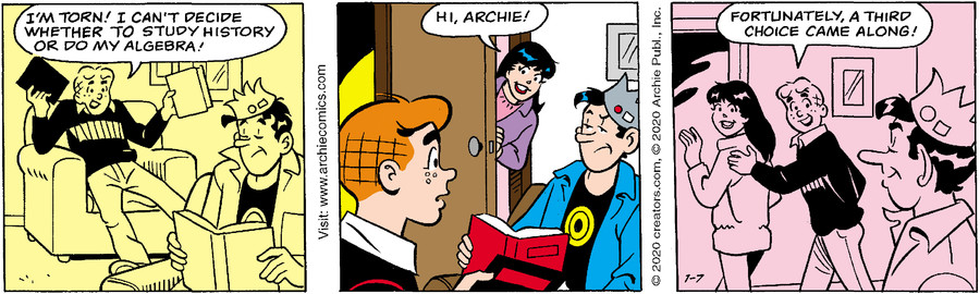Archie for Jan 07, 2020
