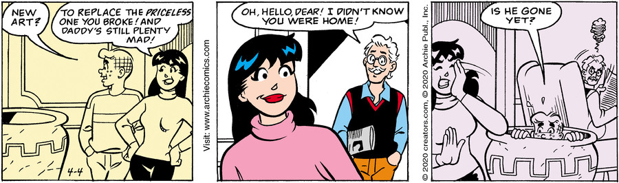 Archie for Apr 04, 2020