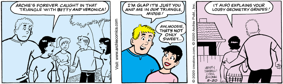 Archie for May 20, 2020
