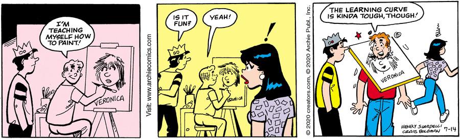 Archie for Jul 14, 2020