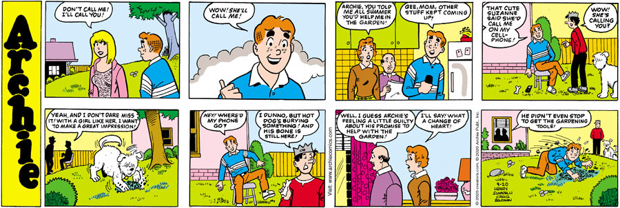 Archie for Sep 20, 2020