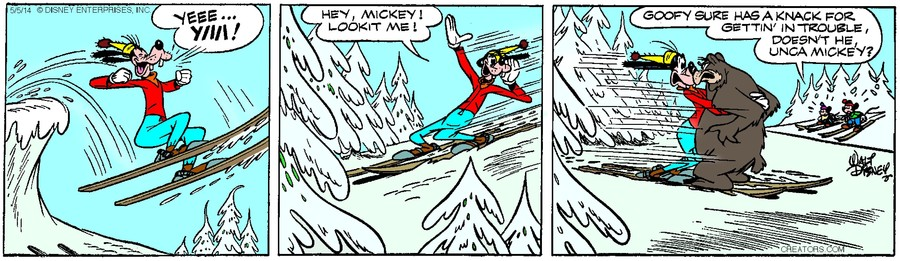 Mickey Mouse for May 05, 2014
