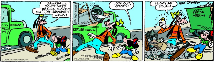 Mickey Mouse for May 27, 2014