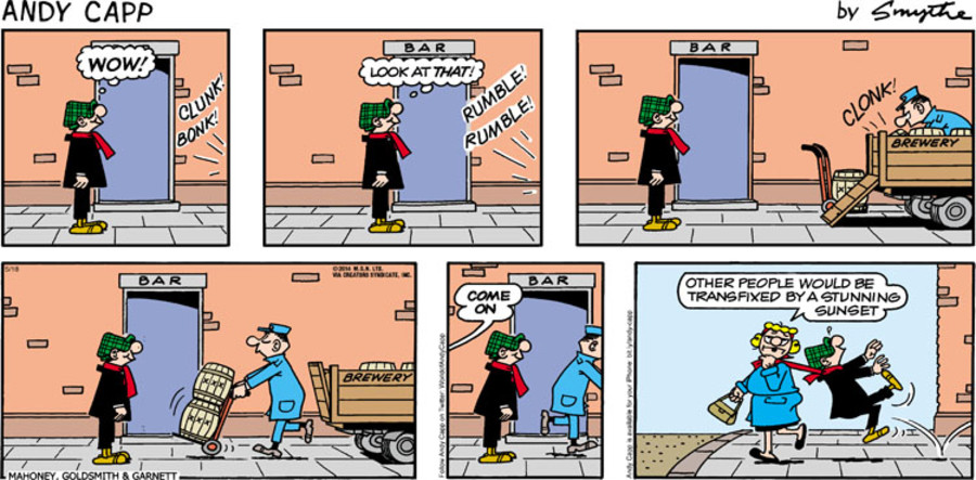 Andy Capp for May 18, 2014