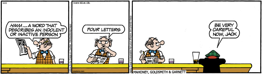 Andy Capp for May 23, 2014