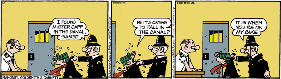 Andy Capp for Jun 03, 2014
