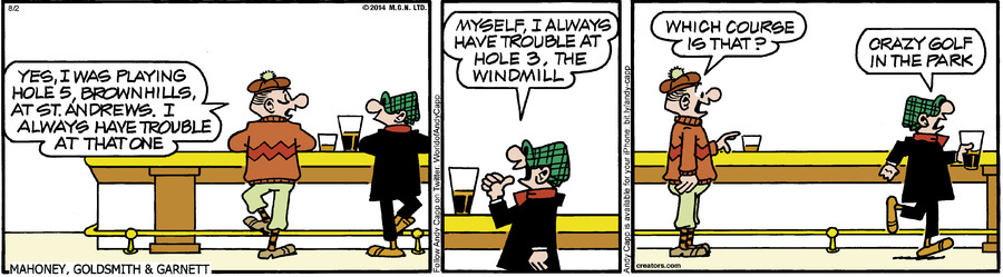 Andy Capp for Aug 02, 2014