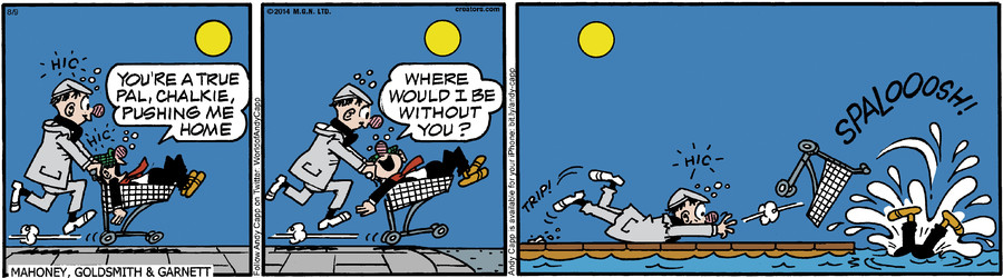 Andy Capp for Aug 09, 2014