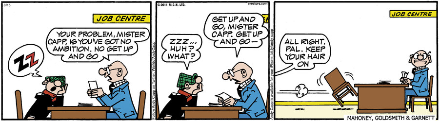 Andy Capp for Aug 15, 2014