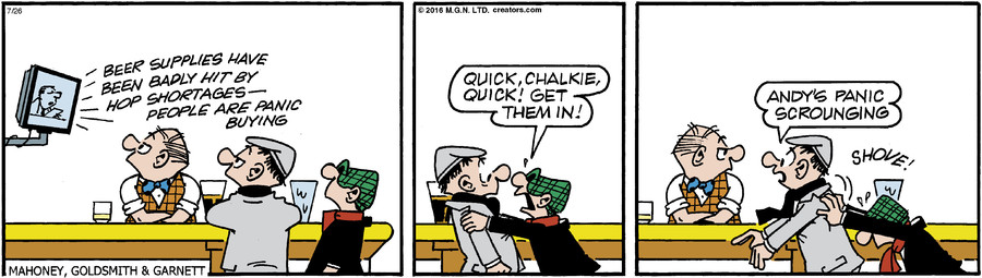 Andy Capp for Jul 26, 2016