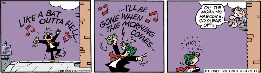 Andy Capp for Jul 29, 2016