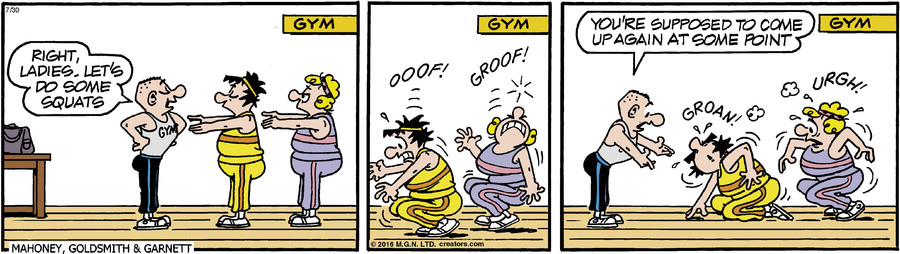 Andy Capp for Jul 30, 2016