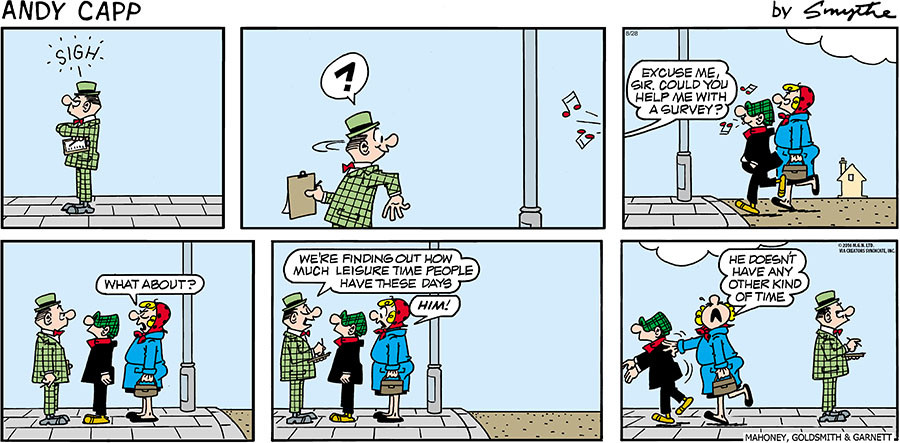 Andy Capp for Aug 28, 2016