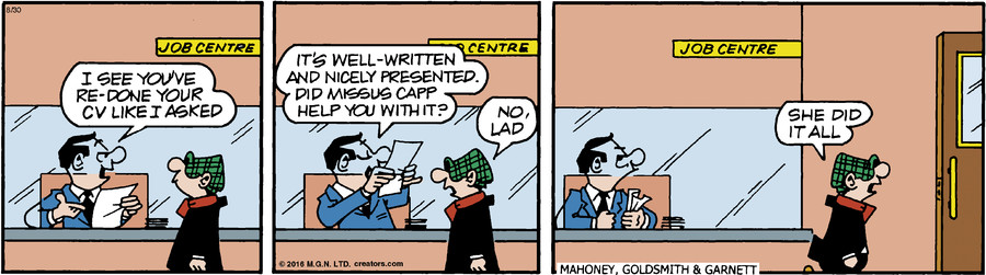 Andy Capp for Aug 30, 2016