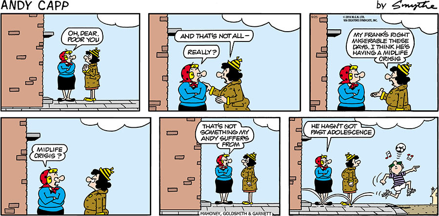 Andy Capp for Sep 25, 2016