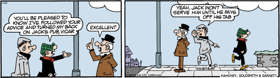 Andy Capp for Oct 26, 2016