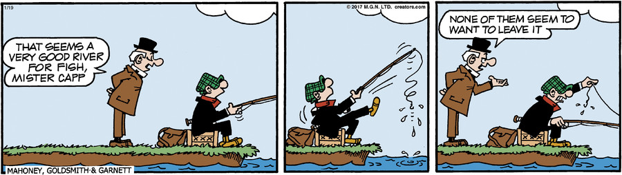 Andy Capp for Jan 19, 2017