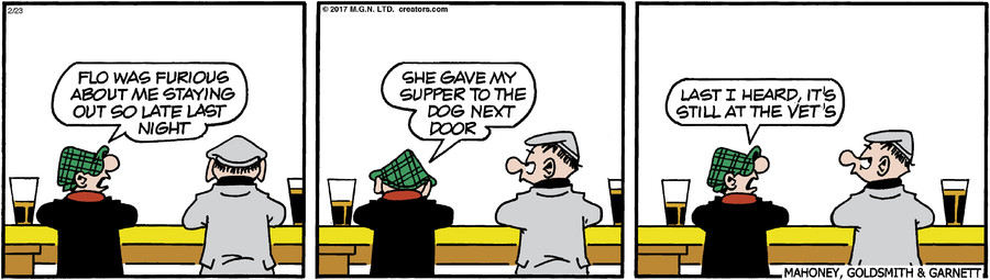Andy Capp for Feb 23, 2017
