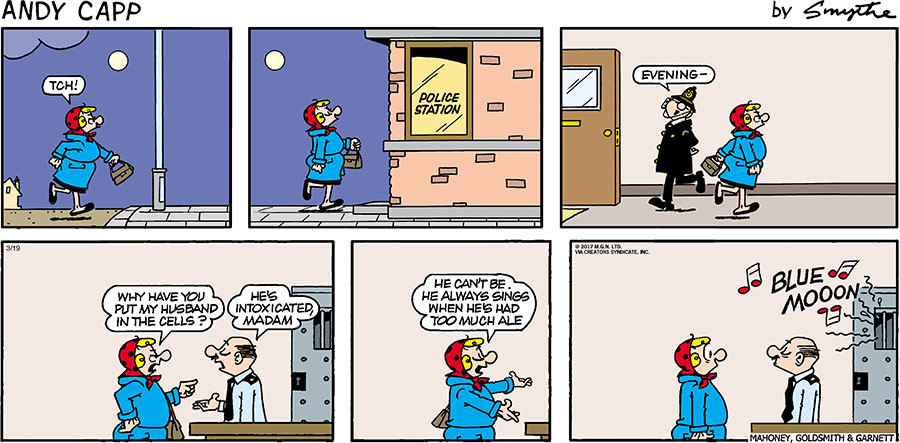 Andy Capp for Mar 19, 2017