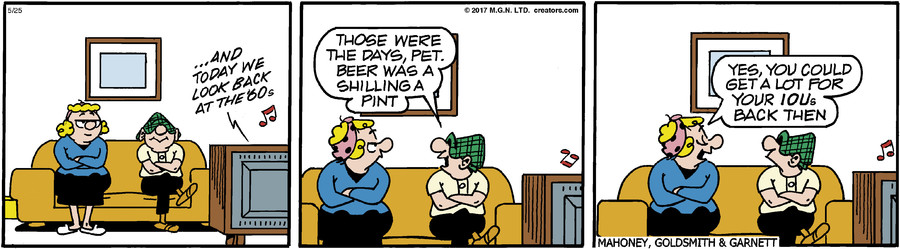Andy Capp for May 25, 2017