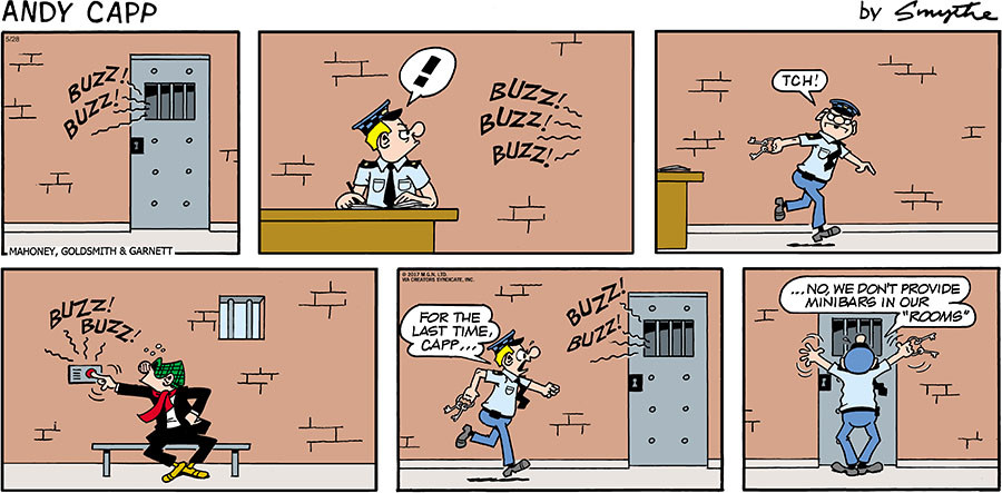 Andy Capp for May 28, 2017