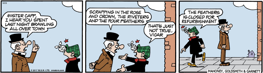 Andy Capp for May 29, 2017